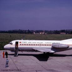 1975'ten Beri Sırrı Çözülemeyen, 42 Kişinin Öldüğü THY Marmara Denizi Uçak Kazası