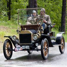 Dünyanın İlk Seri Üretim Otomobili Ford Model T'ye Dair İlginç Bilgiler