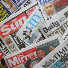 İngiltere'nin Önemli Gazetelerinin Siyasi Duruşları ve Okuyucu Kitleleri