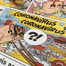 Asterix, Koronavirüsü Cidden 3 Yıl Önce Tahmin Etmiş Olabilir mi?