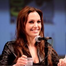 Angelina Jolie, Arnold Schwarzenegger ve Daha Pek Çok Ünlüyle Yolu Kesişen Sözlük Yazarı