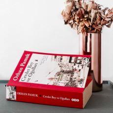 Orhan Pamuk'un 22 Yaşında Başlayıp 26'sında Bitirdiği, İlk Romanı: Cevdet Bey ve Oğulları
