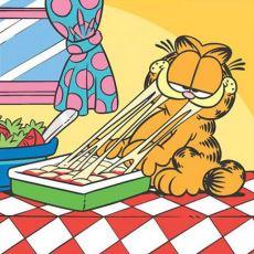 Tembel Kedi Garfield, Lazanyayı Neden Çok Seviyordu?