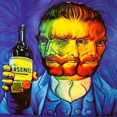 Halüsinatif Etkileriyle Tanınan İçki Absinthe Sayesinde Sanatına Sanat Katan Ressamlar