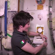 Uluslararası Uzay İstasyonu'ndaki Astronotlar Tuvalet İşlerini Nasıl Hallediyorlar?