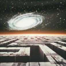 Uzak Bir Galaksinin Bilinmez Bir Köşesine Işınlansaydınız, Geri Dönüş Yolunu Nasıl Tarif Ederdiniz?