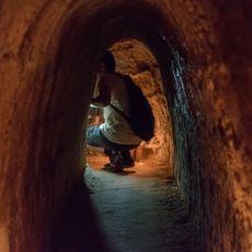Amerikalıların Vietnam'dan Çekilmesinde Payı Olan Devasa Tüneller: Cu Chi