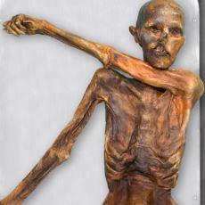 5300 Yıl Önce Yaşamış Bedeni 1991'de Bulunan Buz Adam: Ötzi