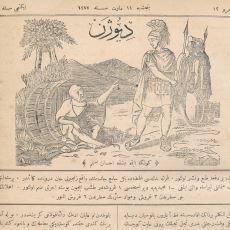 1870 Yılında Yayımlanan İlk Türk Siyasi Mizah Dergisi: Diyojen