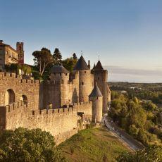 Kafanızdaki Orta Çağ İmajının Hakkını Tam Anlamıyla Veren Kale: Carcassonne