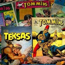 Teksas-Tommiks ile Bildiğimiz İtalyan Çizgi Roman Ekolü: Fumetti