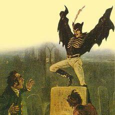 Batman Yaratıcılarının Ciddi Şekilde Esinlendiği 19. Yüzyıl İnsanı: Spring Heeled Jack