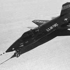 Dünyanın En Hızlı İnsanlı Araştırma Uçağı: North American X-15