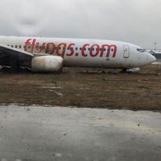 Bir Pilotun Gözünden: Sabiha Gökçen'de Pistten Çıkan Pegasus Uçağı