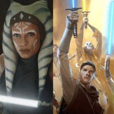 Yeni Duyurulan Star Wars Dizileri Hangi Zaman Diliminde Geçecek ve Neler Anlatacak?