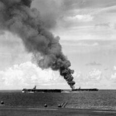 Deniz Üzerinde Sergilenmiş En Manyak Cesaret Örneklerinden: Samar Muharebesi