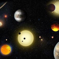 Her Daim İnsandaki Keşfetme Heyecanını Doyuran Yönüyle Gezegenlere Dair İlginç Bilgiler