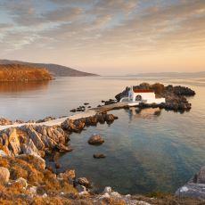 Çeşme'den 20 Dakikalık Mesafede Bulunan Sakız Adası'na Gideceklere Tavsiyeler
