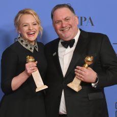 Sinema ve Televizyon Dünyasının En İyilerinin Belirlendiği Gecede 75. Altın Küre Ödülleri Sahiplerini Buldu