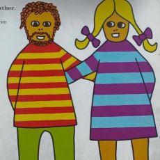 1970'lerde Çocuklara Cinsel Eğitimi Anlatan Aşırı Gerçekçi Kitap