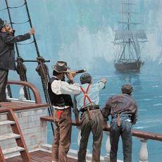 Tüm Mürettebatının Esrarengiz Şekilde Kaybolduğu Mary Celeste Gemisinde Ne Oldu?