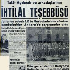 Türkiye Tarihinin Başarısız Darbe Girişimlerinden Biri: 21 Mayıs 1963