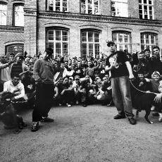 Almanya'daki Irkçı Hareketlere Karşı Tepki Olarak Doğan Türk Sokak Çetesi: 36 Boys