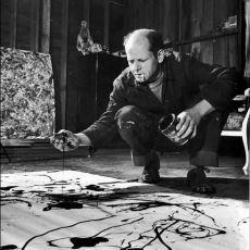 Soyut Dışavurumcu Jackson Pollock'ın Sanatı Neden Leonardo da Vinci ile Yarışacak Nitelikte?