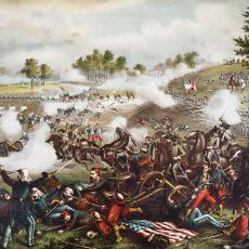 Amerikan İç Savaşı'nın İlk Büyük Çatışması: Birinci Bull Run Muharebesi