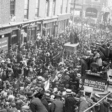 İrlanda'nın Bağımsızlığında Çok Büyük Bir Role Sahip İsyan: 1916 Paskalya Ayaklanması