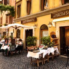 Roma'da Es Geçilmeden Gidilmesi Gereken Restoranlar