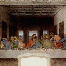 Son Akşam Yemeği Freskinin Diğer Ressamlar Tarafından Yapılan Farklı Versiyonları