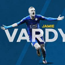 Fabrika İşçiliğinden Premier League Şampiyonluğuna: Jamie Vardy'nin İlham Verici Öyküsü