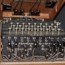 II. Dünya Savaşı Sırasında Almanların Kullandığı Şifreleme Makinası: Enigma
