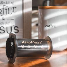 Aeropress Kullananlar İçin Lezzetli Bir Kahve Demleme Yöntemi