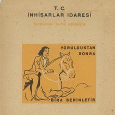 İnhisarlar İdaresi'nin (Tekel) 1941 Yılında Bastığı Bira Broşürü