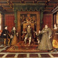 İngilizlere Çok Parlak Bir Dönem Yaşatan Tudor Hanedanı'nın Entrika Dolu Tarihi