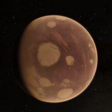4 Milyar Yıl Önce Dünya'ya Çarpıp Ay'ı Oluşturan Gök Cismi: Theia