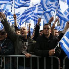Yunanistan'da Dün Zirveye Çıkan Makedonya Geriliminin Sebebi Nedir?