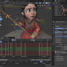 3D Modelleme Yazılımı Blender'ın Avantaj ve Dezavantajları