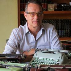 Tom Hanks'in Aslında Azılı Bir Daktilo Koleksiyoneri Olması