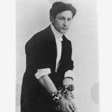 Trajikomik Ölümü Üzerine Hala Konuşulan Ünlü Amerikalı Sihirbaz: Harry Houdini
