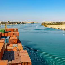 Akdeniz'i Kızıldeniz'e Bağlayan Süveyş Kanalı Hakkında Bilinmesi Gerekenler