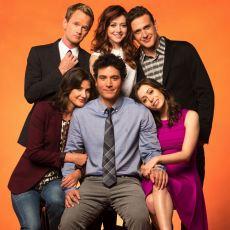 How I Met Your Mother Karakterlerinin Friends'ten Epey Esinlenilerek Oluşturulması
