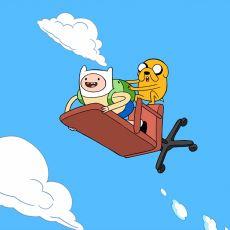 Acayip Karakterleriyle İnanılmaz Diyaloglara Sahip Çizgi Film Adventure Time'dan Enfes Detaylar