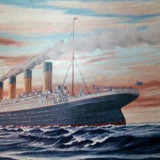 Titanic İçin İngilizcede Neden She Zamiri Kullanılıyor?
