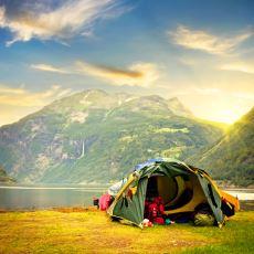 Şehrin Yorucu Etkisinden Kaçıp Dinlenmenin En İyi Yolu: Kamp Yapmak