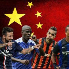 Çin Süper Ligi'nde Dönen Paralara ve Ligin Yükselişine Neden Şaşırmamak Gerek?