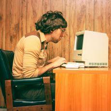 İlk Bilgisayarda Yapılan ve Hatırladıkça Yerin Dibine Girme Hissiyatı Yaratan Mallıklar