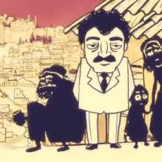 Müslüm Gürses'in Hayatını Anlatan, En Az Şarkıları Kadar Duygu Yüklü Animasyon Filmi